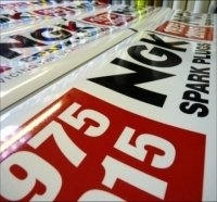 Printed Vinyl Signs